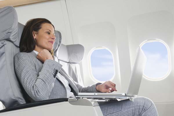 Geschäftsreisen, Business Travel, Flug, First Class, Meimberg, Münster