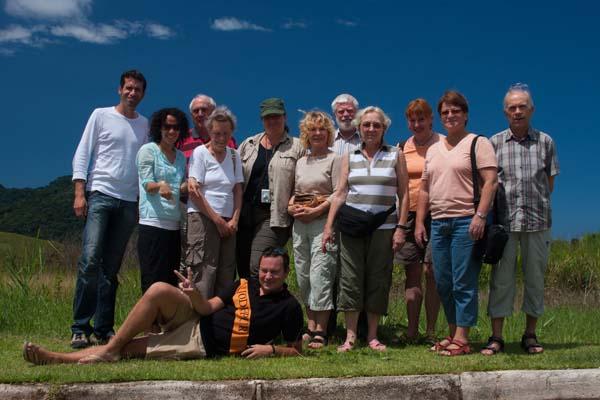 Gruppenreise, Urlaub in der Gruppe, Familie, Freunde, Meimberg, Münster
